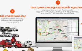GPS хяналтын систем